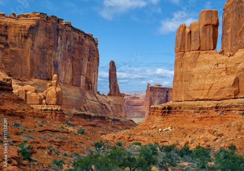 Vászonkép Arches National Park