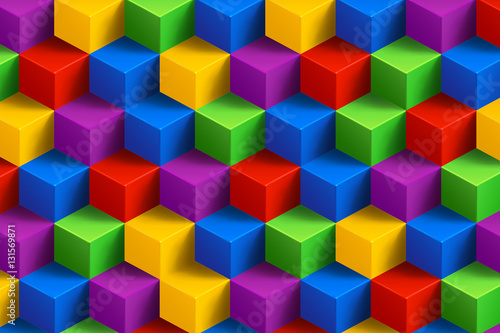 cube background 101