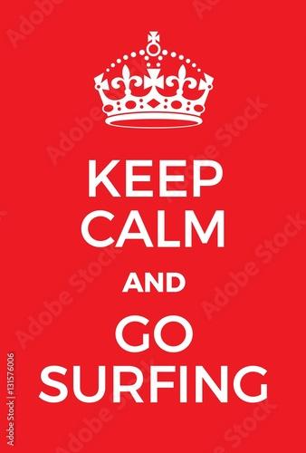 zachowaj-spokoj-i-przejdz-plakat-surfingowy