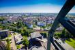 canvas print picture - Sicht vom Bergbaumuseum Bochum