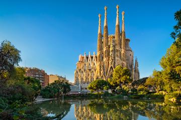 Sagrada Familia u Barceloni, Španjolska