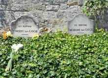 Graves Of The Famous Dutch Pai...