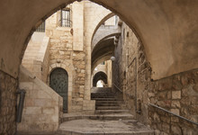 Israel - Jerusalem - Old City ...