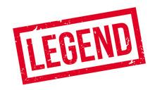 Legend Rubber Stamp