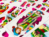 Higher Jack of hearts german playing cards
