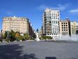 Monumentos, Calles céntricas.