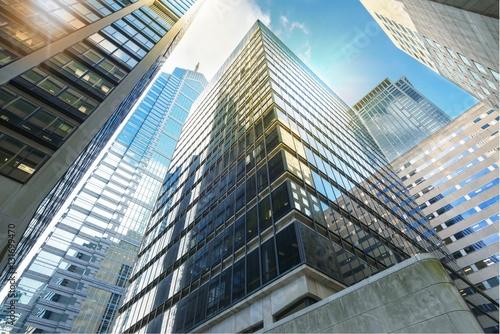 Fototapety, obrazy: Office building.