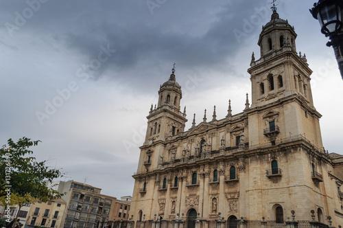Catedral renacentista de la Asunción de Jaén , España