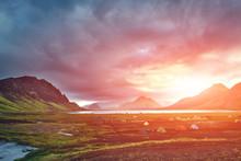 Travel To Iceland. Beautiful I...