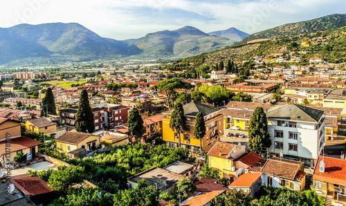 Terracina, Italy Canvas-taulu