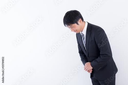 Fotografie, Obraz  男性 ビジネスマン