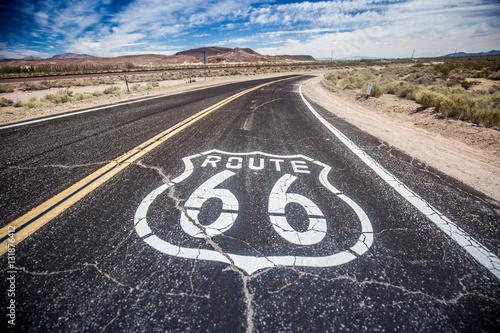 Papiers peints Route 66 road 66