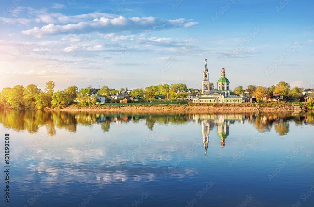 Fototapety, obrazy: Май в Твери May in Tver