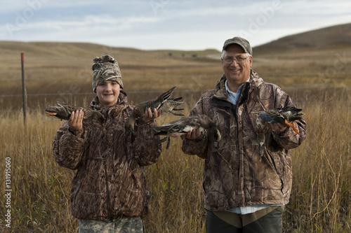 Duck Hunters Fototapeta