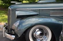 Elegant Vintage Classic Car