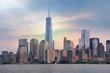 Freedom Tower, Lower Manhattan Skyline