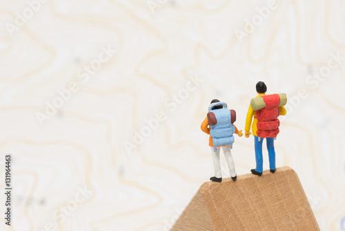 Foto op Plexiglas Alpinisme 登山のイメージ