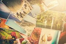 Photo Photographic Tourism Collage Travel Picture Holidays Photo