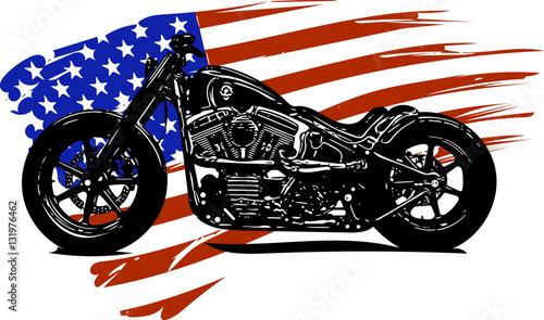 Fotografía  motocicletta