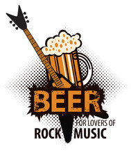 Beer For Lovers Of Rock Music ...