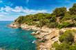 Costa Brava beach, ..Catalonia, Spain