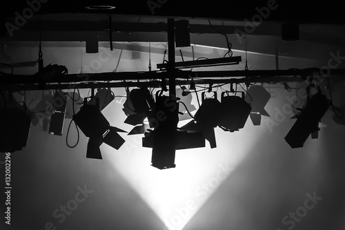 Fototapeta  Theatre Lighting