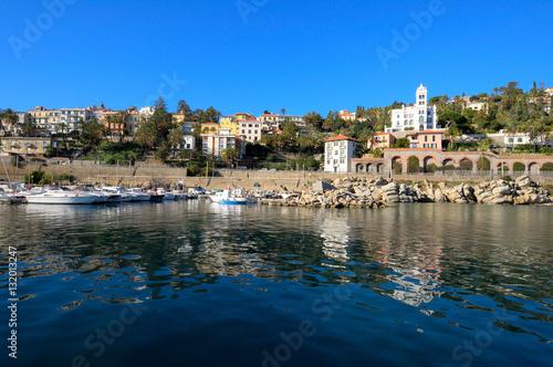 Photo sur Aluminium Ligurie Liguria Porto di Bordighera