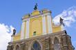 Church in Kamieniec Zabkowicki, Poland