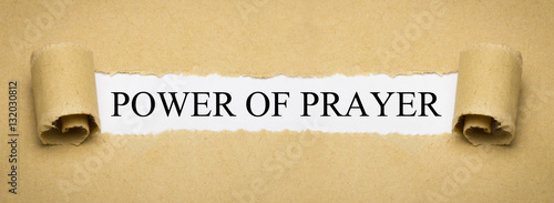 Power of Prayer Canvas