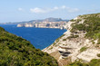 White cliffs of Bonifacio