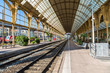 Train station in Nice
