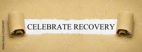 Celebrate Recovery Canvas Print