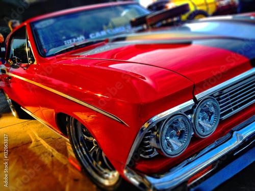 Vintage cars Custom Car