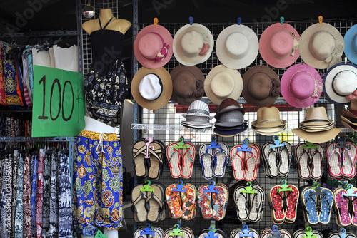 Spoed Foto op Canvas Marokko Market