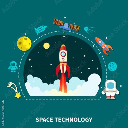 Koncepcja technologii kosmicznej