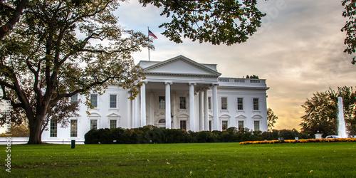 White House, Washington, DC Canvas Print