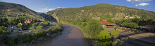 Glenwood Springs Colorado Pano...