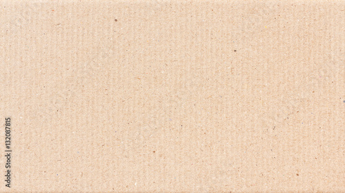 Foto  Corrugated paper texture, corrugated paper background for design with copy space for text or image