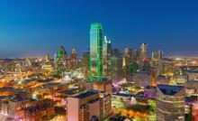 City Of Dallas, Texas, USA