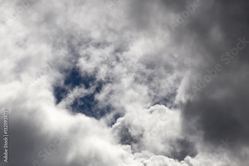 Fotografie, Obraz  Spectacular Altostratus clouds in Queensland