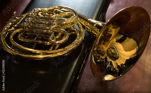 Fotografia  The French horn