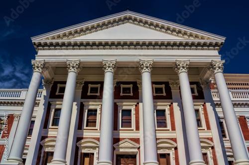 Poster Zuid Afrika Kapstadt, Parlament