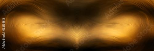 Foto auf AluDibond Schmetterlinge im Grunge The texture of black gold