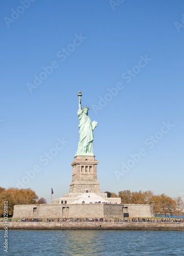 Cadres-photo bureau Commemoratif Statue of Liberty, New York City