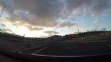 Naples Ring Road. Gopro On Board