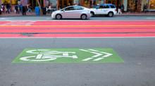 Sanfrancisco Bike Lane
