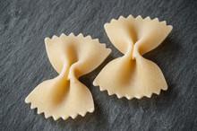 Pâtes En Forme De Papillon Su...