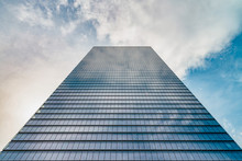 Abstract Elements Of New York Buildings.