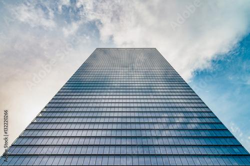 Fotografie, Tablou  Abstract elements of New York buildings.