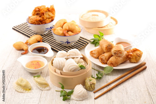 Photo  asian cuisine